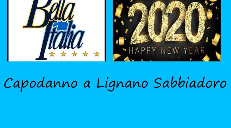 Capodanno a Lignano Sabbiadoro